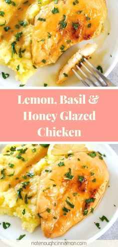Four Kitchen Decorating Suggestions Which Can Be Cheap And Simple To Carry Out Paleo Lemon Basil And Honey Glazed Chicken Recipe An Easy Paleo Lemon Chicken Recipe Perfect For A Healthy Low-Carb Dinner This Simple Yet Impressive Chicken Dinner Is Quick To Paleo Lemon Chicken, Lemon Basil Chicken, Honey Glazed Chicken, Cinnamon Chicken, Garlic Chicken, Cinnamon Basil, Gluten Free Lemon Chicken Recipe, High Protein Chicken Recipes, Paleo Recipes Dinner Chicken