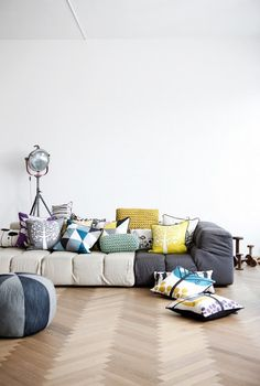 Some perfect styling from Ferm LIVING...