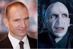 Ralph Fiennes: Lord Voldemort