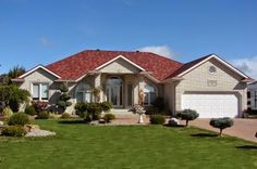 Best Red Roof House Colors Color Scheme Enhancing Red Tile 640 x 480
