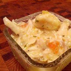 Ang's Chicken and Dumplings Allrecipes.com