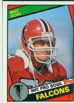 1984 Topps #216 Mike Kenn - Atlanta Falcons (Football Cards) by Topps. $0.88. 1984 Topps #216 Mike Kenn - Atlanta Falcons (Football Cards) Falcons Football, Nfl Football Teams, Football Cards, Football Helmets, Vikings Packers, Nfl Vikings, Nfl History, Football Conference, Vintage Football