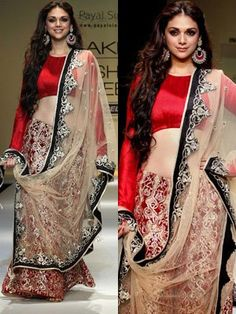 Aditi Rao hydari at Lakme Fashion Week.  http://www.xplorfashion.com/p/hollywood.html