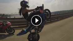 INSANE+Stunt+-+Beautiful+GIRL+Riding+Wheelies+On+A+Long+Highway+-+One+of+the+wild+motorcycle+stunt+...+At+ROC+Streetfighterz+Ride+Of+The+Century+2015,+Her+riding+stu