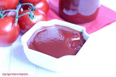❤️ Thermomix - Rezepte mit Herz & Pampered Chef ❤️ Rezeptideen &Co. Chutneys, Burger Co, Homemade Ketchup, Homemade Burgers, Pampered Chef, Healthy Nutrition, Vegan Recipes, Clean Eating, Food And Drink