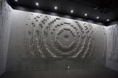 Hypermatrix: Animated Matrix-Walls   List of Physical Visualizations