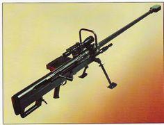 denel-mecham 20mm. rifle
