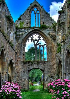 Abbaye de Beauport, Paimpol, Cotes-d'Armor, Brittany, France