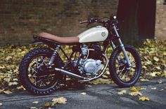Tracker... - repined by http://www.motorcyclehouse.com/ #MotorcycleHouse