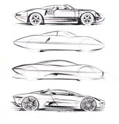 Automotive Design   Jaguar CX-75 Concept 2010 (by Jaguar Design Team)