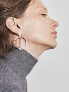 Movil Earrings | Luz Ortiz | Shop | NOT JUST A LABEL