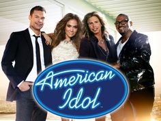 American Idol!  Marcy won a paid trip to the two final nights when Clay and Ruben were in it!