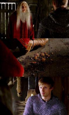 """""""I broke your pot""""- Merlin 4x3"""