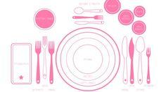 Qual è la perfetta mise en place per il pranzo di nozze? Impara le regole del #galateo e presenta ai tuoi ospiti una tavola impeccabile!