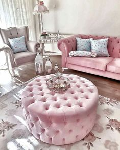 Here are the Pink Living Room Design Ideas. This article about Pink Living Room Design Ideas was posted under the … Room Inspiration, Room Design, Bedroom Decor, Apartment Decor, Pink Furniture, Shabby Chic Bedrooms, Interior Design Living Room, Comfy Living Room Decor, Living Room Designs