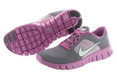 Nike Free Run 3 (GS) 512098-005 Youth / Women - http://www.gogokicks.com/
