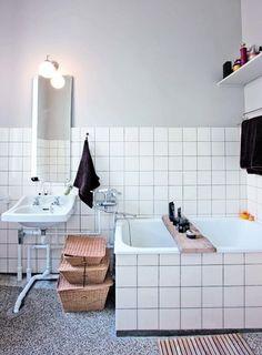 Få nyt badeværelse på den nemme måde