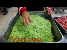 BEĞENİ REKORU KIRAN FIRINDA PIRASA TARİFİ - YouTube Homemade Beauty Products, Food And Drink, Health Fitness, Favorite Recipes, Vegetables, Cooking, Ethnic Recipes, Youtube, Step By Step