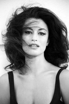 Dorothea Mercuri , Italian - Greek model-actress.