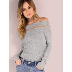 https://dmcfashionstylist.com/products/brushed-off-the-shoulder-heather-grey-sweater