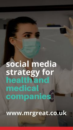 ome of the great strategies you can use to promote your health and medical company with the help of the social media. Social Media Marketing Agency, Online Reviews, Social Media Pages, The Help, Medical, London, Business, Medicine