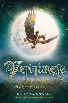 Venturess by [Cornwell, Betsy]