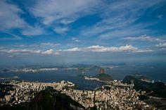 Guanabara Bay, Rio de Janeiro.