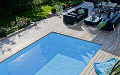 Deck Construction, Tropical Landscaping, Fashion Room, My Dream Home, Outdoor Gardens, Pergola, Spain, Villa, Landscape