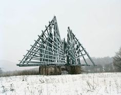 Abandoned Soviet Monuments Triangles