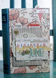 altered book - thankful journal...