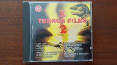 Various – X Terror Files 2 CD Italy CD 300446 / 2 Aliens Venerdi 13 Lo Squalo