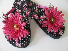 flashy pink! custom order