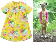 Button Tree Kids - Room Seven Yellow Floral Dwars Dress - Available in store at Button Tree Kids, Worcester, MA. #buttontreekids #children #childrens #child #kids #cute #onlineshop #clothing #fashion #kidsfashion #childrensclothing #kidswear #instafashion  #roomseven #floral #littlegirls #girls #yellow #dwars #girlsclothing #toddler #baby #dress #patterns #dresses #pretty #easter #birthday #spring #summer (ButtonTreeKids.com)