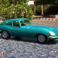 Download on https://cults3d.com #3Dprinting 3D british sports car, MaoCasella