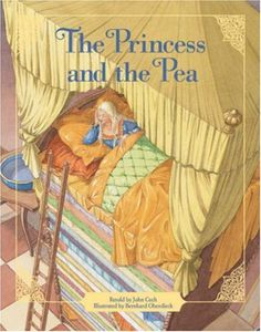 the princess and the pea original story   of the tale in which a girl proves that she is a real princess ...