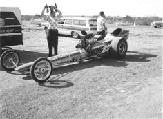 Connie Kalitta dragster