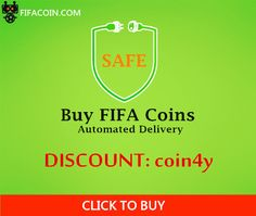 100% safe and cheap to buy FIFA Coin online with Automated Delivery system - http://www.fifacoin.com