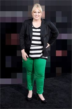 Rebel Wilson - Vogue.it