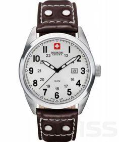 Swiss Military Hanowa 4181.04.001 - Sergeant - Klasyczny - Zegarki Męskie - Sklep internetowy SWISS