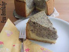 Frau Brotbäcker: Mohn-Quark-Kuchen