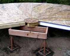Colorado Yurt Company: Build a platform for your yurt