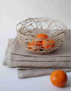 Good Ideas For You | DIY String Bowl