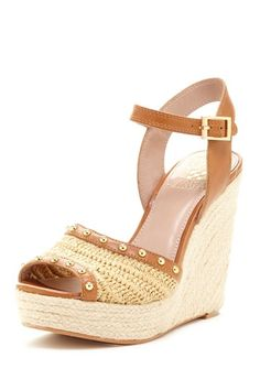Halen Wedge Sandal by Vince Camuto