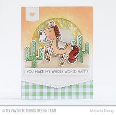 Critter Clan Stamp Set and Die-namics, Stitched Circle STAX Die-namics, Stitched Scallop Basic Edges Die-namics, Scenic Safari Die-namics, Blueprints 27 Die-namics, Blueprints 28 Die-namics, Blueprints 29 Die-namics - Melania Deasy #mftstamps