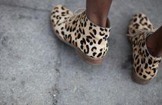 lepard shoes