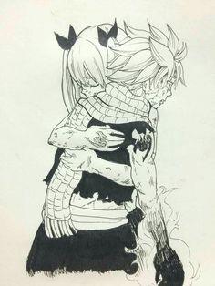 natsu y lucy, fairy tail natsu Natsu Fairy Tail, Fairy Tail Lucy, Fairy Tail Ships, Fairy Tail Family, Fairy Tail Guild, Fairy Tail Couples, Fairy Tail Manga, Anime Fairy, Natsu Und Lucy