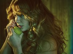 Rachel Keller as Simone, they just dont make them like that anymore.