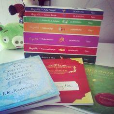 #harrypotter #hp #books #life #love  ♥
