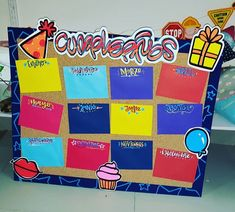 Birthday Charts, Ideas Para, Classroom, Crafty, Cool Stuff, School, Gifts, Diy, Pictures