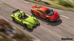 TG wallpapers: Speed Week - BBC Top Gear